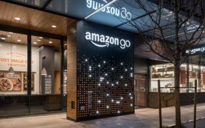亚马逊开设实体商店,无需排队结账